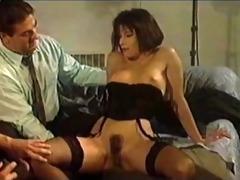 beatrice valle classic threesome & vaginal dp