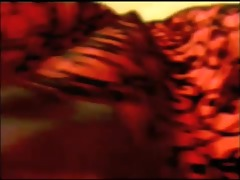 red retro suit darksome lingerie