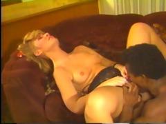 tanya foxx &; elle rio vintage interracial 3