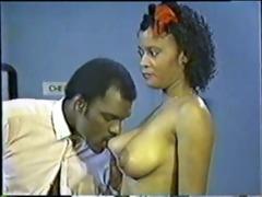 hill street blacks (1985) interracial classic