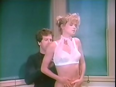 ginger lynn fucks the professor