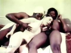 hot retro threesome erotica
