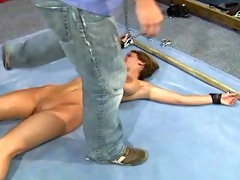 stacie lynn- classic: tickle defiance