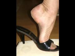 foot fetish compilation