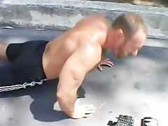 eric evans workout