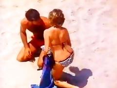 picking a beached bitch