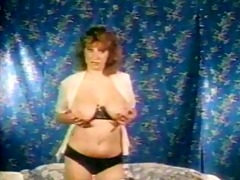 large natural tits retro series
