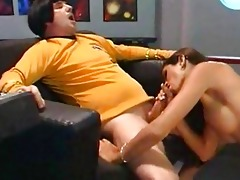 vintage space xxx blowjob delights and deep face