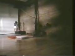 retro raw tugjob with worthwhile spunk flow