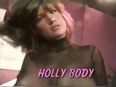 legendary holly body