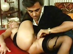 classic porn stars in nylons star in vintage xxx