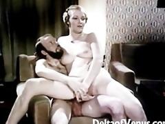 vintage porn 1970s - classic interracial german