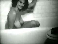 vintage bathtime no.2