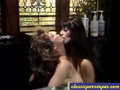 classic lesbian porn in a bubble baths