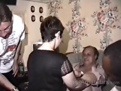raw homemade non-professional group sex footage