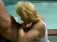 kristarah knight - swimming pool anal