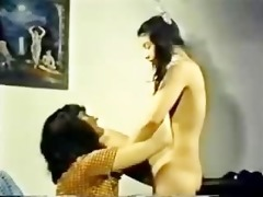 chair retro lesbian shared sex toy