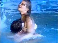 sunny mac kay swimming pool