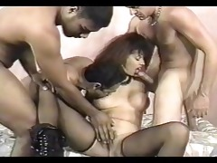 she is gets her pussy filled up