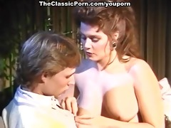 oral sex seduction from the busty girl