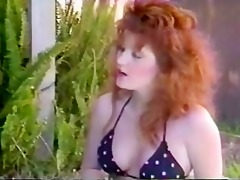 80s interracial pool fuck