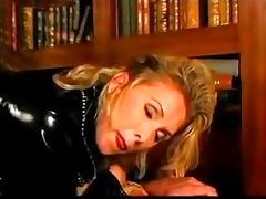 vintage tranny dominates her bf