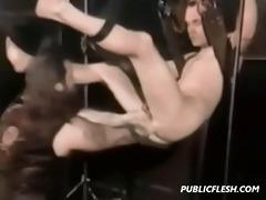 homo vintage fisting