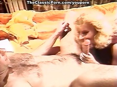 blonde eating loads of new jizz