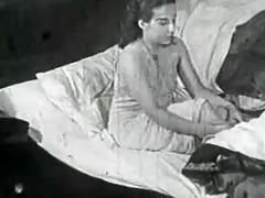 retro - as grandma was youthful - masturbating