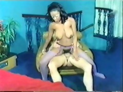 vintahe interracial fuck