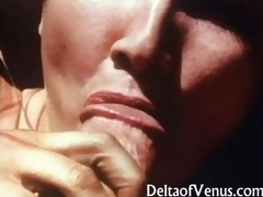 rare vintage pov sex - french gal 1970s