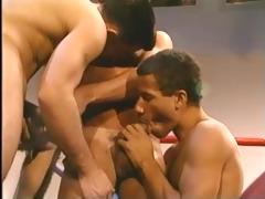 the boxer - scene 1