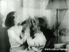 1929 vintage with hairy kate pleasing ramrod
