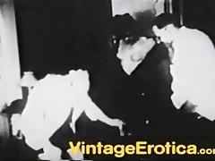 astounding oral sex 40s style