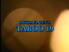 taboo 19 and 20 (1998) full vintage vids