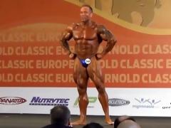 muscledad ramon: arnold classic europe 2014