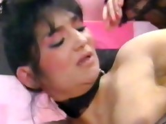 gothic chick fucks in 1989 the one and the other