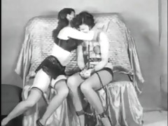 vintage stripper film -b page sorority gal