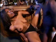 diana devoe and lexington steele