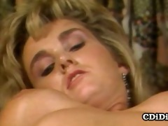 penny morgan - charming retro pornstar fucked by