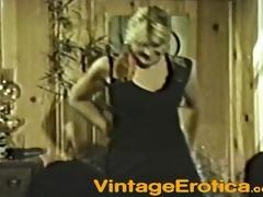 blonde takes black cocks vintage