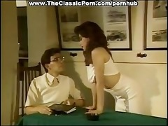 retro porn with curly pussy creampie